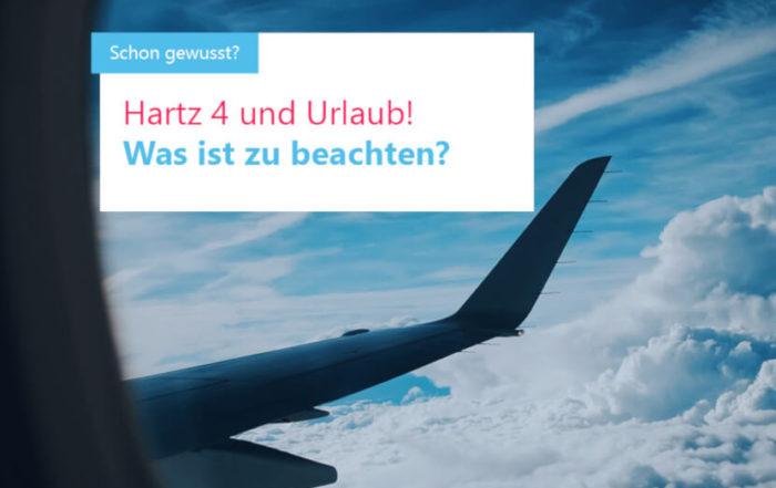 Hartz4 und Urlaub?